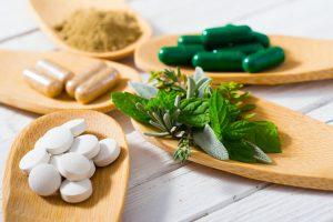 צמחי מרפא ארון התרופות של הטבע